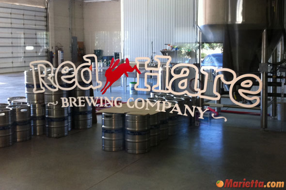 Red Hare Brewing