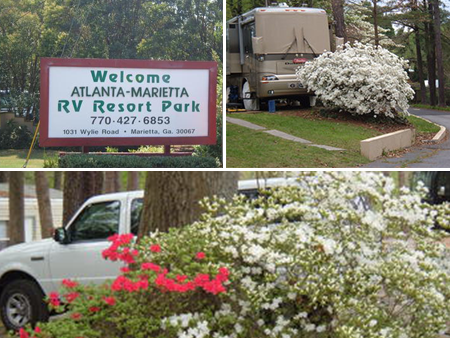 Atlanta-Marietta RV Resort Park